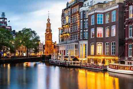 SuperBreak - Two night themed mini cruise to Amsterdam in an inside cabin - Save 0%