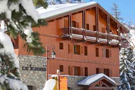 Alpine Elements - Winter ski holiday to Val d'Isere With flights & transfers - Save 0%