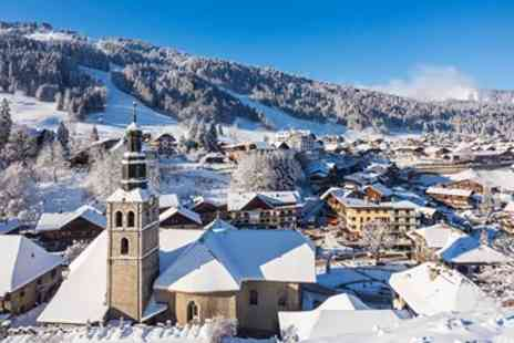 Alpine Elements - Seven nights Morzine ski holiday With flights & meals - Save 0%