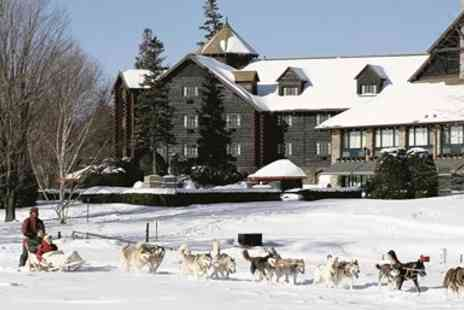 Fairmont Le Chateau Montebello - Spectacular Fairmont Montebello Nature Escape - Save 0%