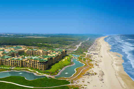 Mazagan Beach & Golf Resort - Five Star Peaceful Beachside Location Stay For Two near Casablanca - Save 65%