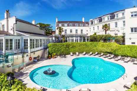 Channel Islands Direct - Five Star Guernsey break with dinners & upgrade - Save 0%