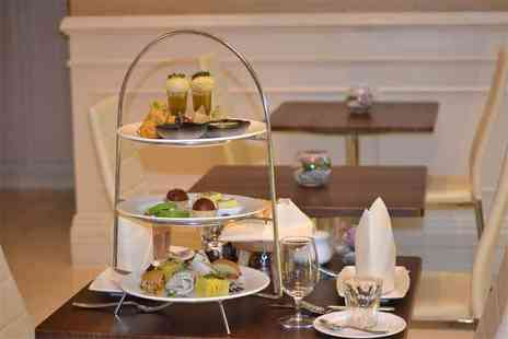 Park Grand Paddington Court - Indian inspired afternoon tea for two with bottomless bubbly - Save 51%