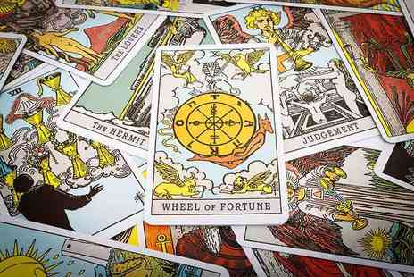 Psychic Past Present Future - Phone tarot card reading - Save 93%
