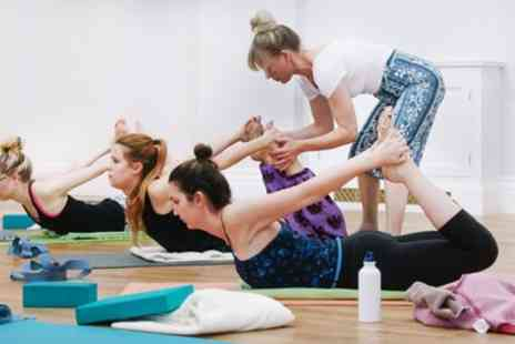 Feeling Yogaful - Six or Ten Yoga Classes - Save 71%