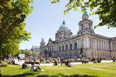 Stena Line - Scotland or Liverpool to Belfast ferry for 2 with car - Save 0%