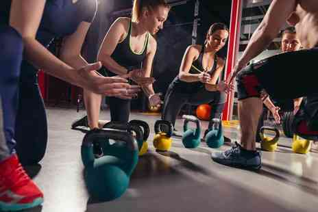 GM Fitness - Four week fitness bootcamp for one or two - Save 0%
