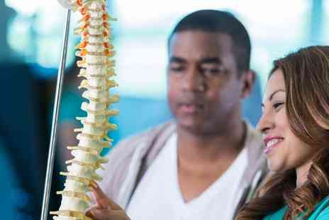 Glasgow Osteopaths - Osteopathic Consultation with Spinal Analysis and Treatment - Save 79%