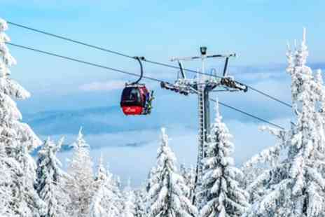 Alpine Elements - Ski holiday to Les Arcs with flights, transfers & meals - Save 0%