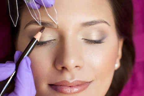 CoutureBrows & Cosmetics - Eyebrow microblading treatment and top up treatment - Save 64%