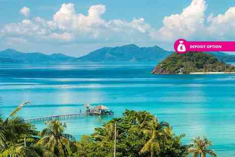 Great Pacific Travels - Two night stay in Bangkok and an eight night stay in Trat with breakfast, flights and more - Save 28%