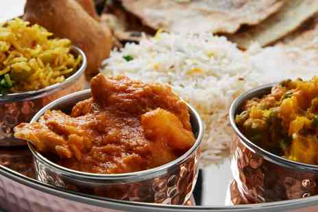 Rumama Indian Restaurant - Two course Indian meal with rice or naan for two - Save 52%