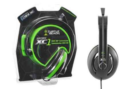 Groupon Goods Global GmbH - Turtle Beach XC1 Xbox 360 Gaming Headset - Save 63%