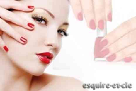 Esquire-Et-Cie - Shellac Manicure - Save 60%