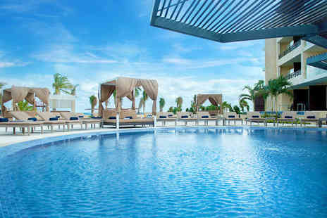 Hideaway at Royalton Riviera Cancun - Five Star Adults Only All Inclusive with Optional 3 Night Tour - Save 68%