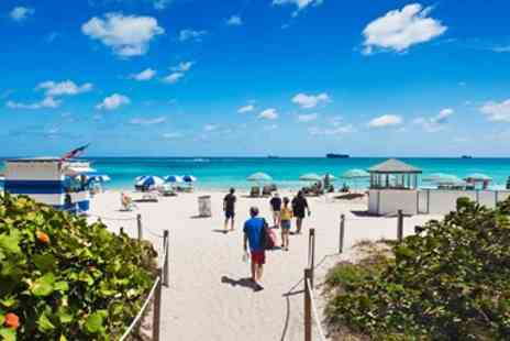 Book in Style - Seven night 5 star Miami stay & Bahamas cruise, from Manchester - Save 0%