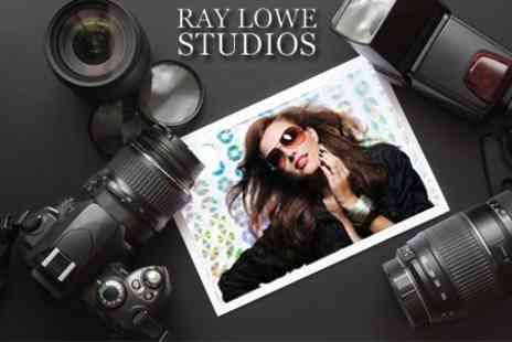 Ray Lowe Studios - Four Hour Intensive Photography Course with Live Models - Save 86%