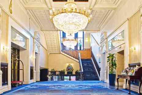 The Royal Station Hotel - Boutique central Newcastle upon Tyne break - Save 0%