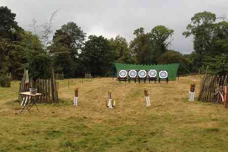 Cotswold Archery - 90 minute archery experience for one valid on weekdays - Save 52%