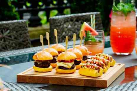 The Royal Horseguards - Cocktails & sliders for 2 - Save 34%