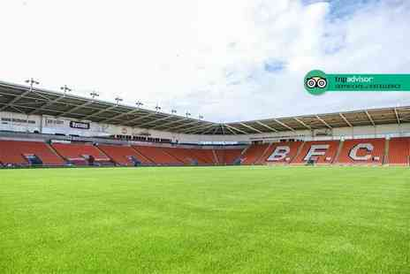 Blackpool FC Hotel - Two night stay with a bottle of Prosecco on arrival - Save 66%