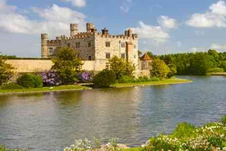 Premium Tours - Leeds Castle, Cliffs of Dover, and Canterbury Tour with Thames Cruise for Child or Adult - Save 50%