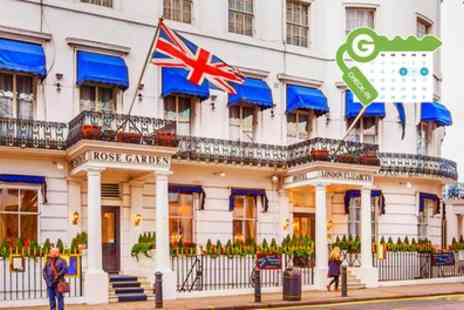 London Elizabeth Hotel - Double Room for Two with Breakfast and a Main Course Dinner - Save 29%