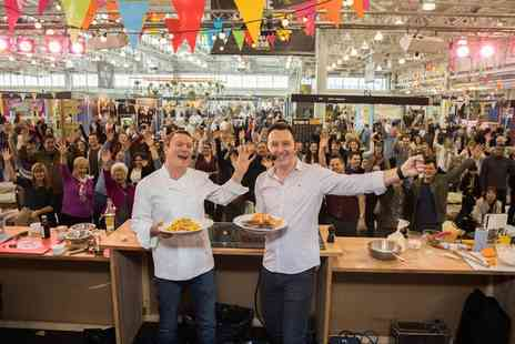 Eat And Drink Festival - Two day tickets to the Eat & Drink Festival on 31 May To 3 June - Save 48%