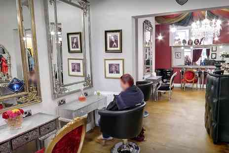 Jekyll and Hyde Hairdressing - Wash, Cut and Blow Dry with Conditioning Treatment, Colour or Highlights - Save 57%