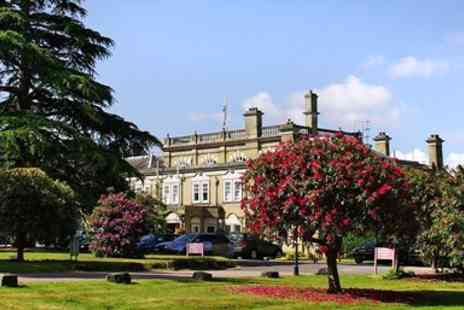 Best Western Chilworth Manor - Hampshire getaway with 3 course dinner - Save 0%