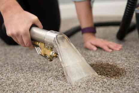 JG Afterbuild - Carpet Cleaning in Two Rooms - Save 50%