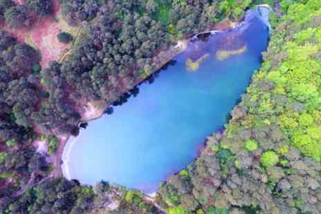 The Blue Pool and Tea House - Season Entry Ticket for One or Two - Save 0%