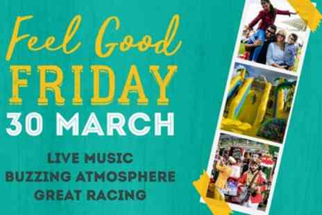 Bath Racecourse - Two grandstand ticket to Feel Good Friday On 30 March - Save 19%