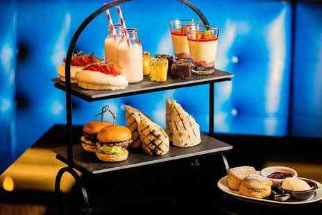 Malmaison - Afternoon tea for two with a glass of Prosecco each - Save 40%