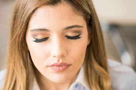 The Beauty Spot - Eyelash Extensions Plus Optional Eyebrow Thread, Tint or Both - Save 61%