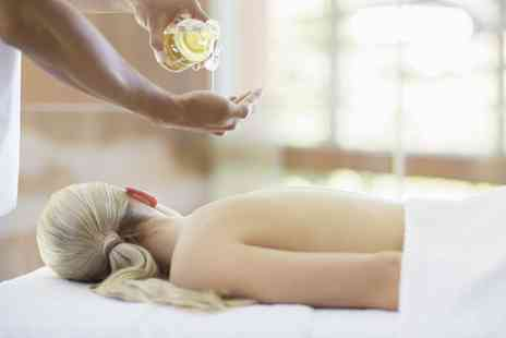 Natura Hair and Beauty - Two hour pamper package for one - Save 55%