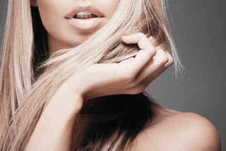 Aroma Beauty and Hair - Full head balayage highlights, cut & blow dry - Save 60%