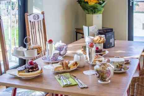 Thomas Wright House - Afternoon Tea with Optional Glass of Prosecco for Up to Four - Save 29%