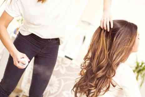 Flaunt Hairdressing Abbey Meads - Wash, Cut and Blow Dry - Save 56%