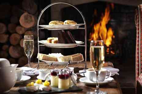 Buyagift - Afternoon tea with bubbly experience for two - Save 0%