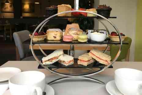 Novotel York Centre - Traditional or Sparkling Afternoon Tea for Two or Four - Save 60%