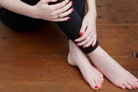 True Beauty by Cara - Gel Manicure with Optional Gel Pedicure - Save 59%