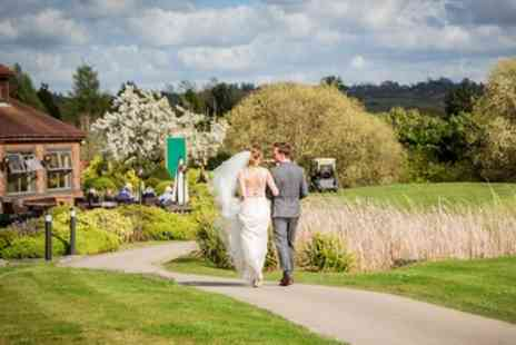 Magnolia Park Hotel - Wedding Package for 50 Daytime and 75 Evening Guests - Save 52%