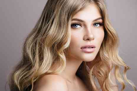 Kathryn at Creme de la Creme - Cut, Blow Dry with Optional Pin Curls, Olaplex Treatment or Balayage - Save 58%