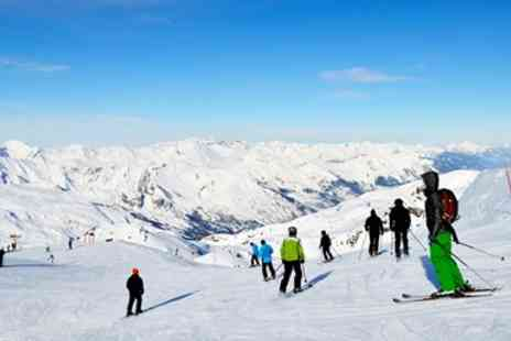Alpine Elements - Last minute ski holiday to Courchevel with flights & meals - Save 0%