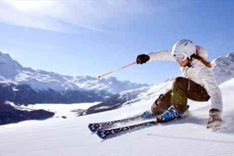 Alpine Elements - Last minute ski holiday including meals - Save 0%