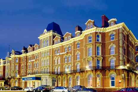 Imperial Hotel Blackpool - One or Two Nights Stay for Two with Breakfast and Optional Afternoon Tea and Dinner - Save 0%