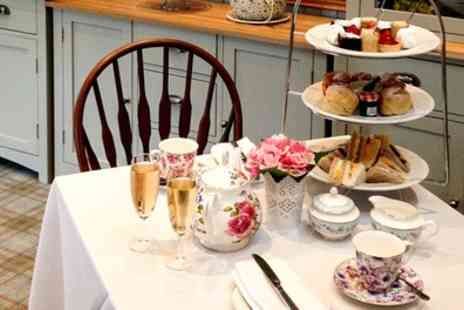 The Grange Manor - Traditional Afternoon Tea for Two or Four - Save 50%