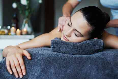 AS Beauty - 60 Minute Full Body with Optional 20-Minute Indian Head Massage - Save 60%