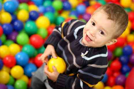 Jellybugs - Soft play entry for two, three or four children - Save 54%